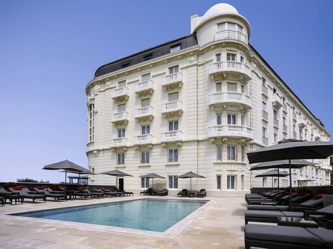 Le Regina Biarritz Hotel & Spa by MGallery Collection - Exterior