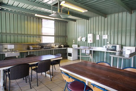 Discovery Holiday Parks - Argylla - Camp kitchen