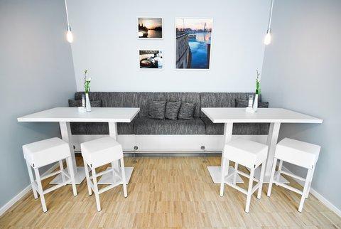 Calma Berlin Mitte - Breakfastroom