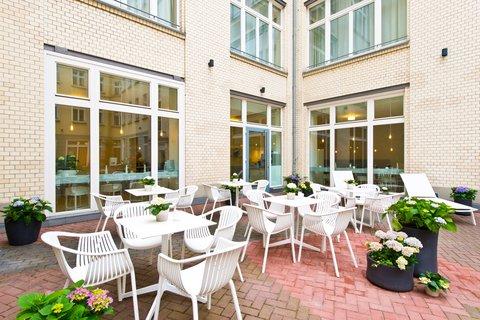 Calma Berlin Mitte - Terrace