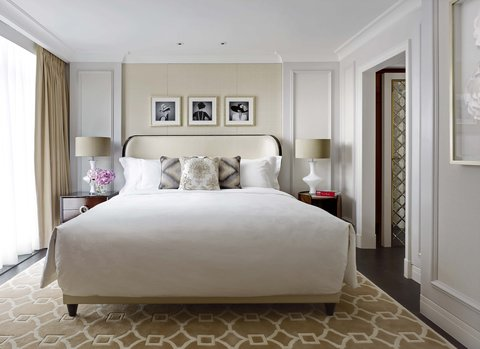 The Langham, Hong Kong - Penthouse Suite - Bedroom