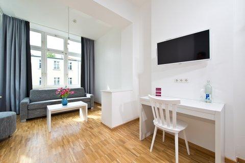 Calma Berlin Mitte - Room3