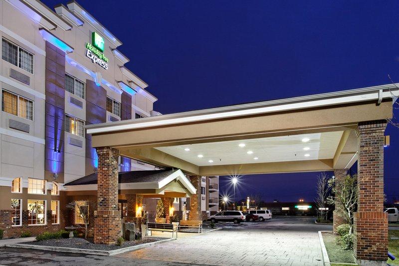 Holiday Inn Express SPOKANE-VALLEY - Spokane, WA