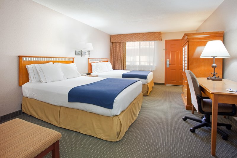 Holiday Inn Express ALBUQUERQUE (I-40 EUBANK) - Albuquerque, NM