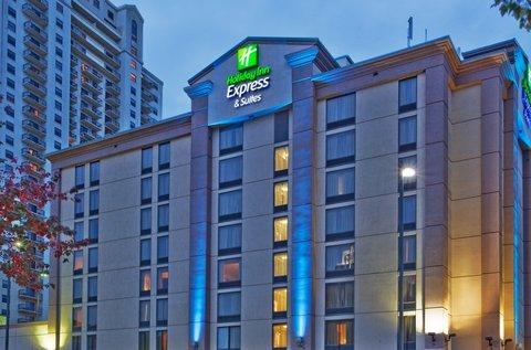 Holiday Inn Express & Suites ATLANTA N-PERIMETER MALL AREA - Hotel Exterior