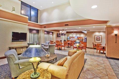 Holiday Inn Express & Suites ATLANTA N-PERIMETER MALL AREA - Hotel Lobby