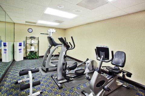 Holiday Inn Express & Suites ATLANTA N-PERIMETER MALL AREA - Fitness Center