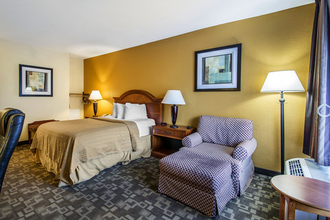 Quality Inn - Guest Room