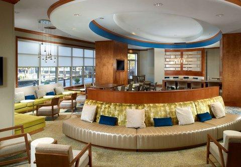 SpringHill Suites Atlanta Buckhead - Lobby