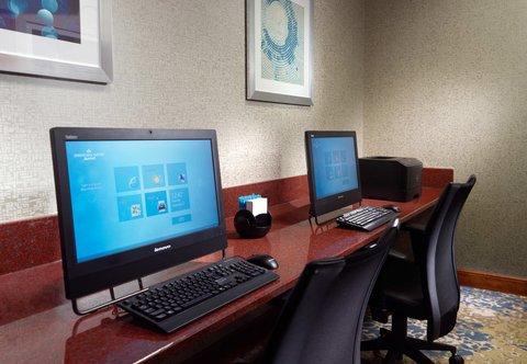 SpringHill Suites Atlanta Buckhead - Business Center
