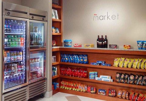 SpringHill Suites Atlanta Buckhead - The Market