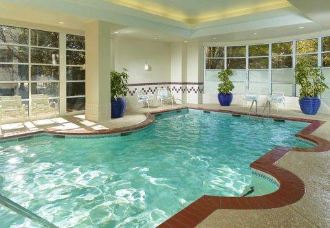 SpringHill Suites Atlanta Buckhead - Indoor Pool