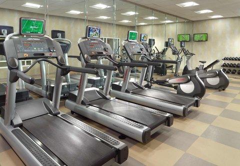 SpringHill Suites Atlanta Buckhead - Fitness Center