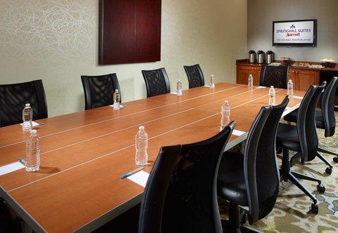 SpringHill Suites Atlanta Buckhead - Boardroom
