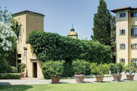 Villa La Massa - The Chapel - Horizontal view