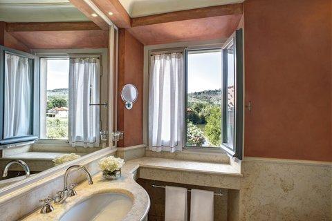 Villa La Massa - Junior Suite Top - Bathroom