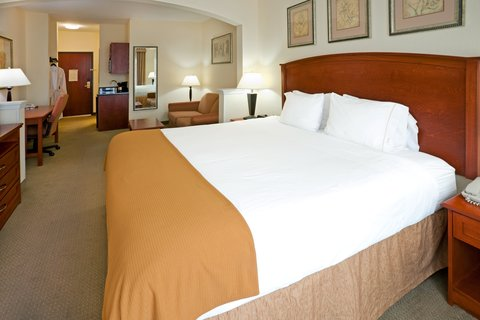 Holiday Inn Express & Suites DALLAS - GRAND PRAIRIE I-20 - Suite