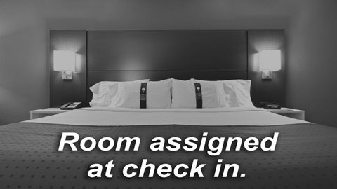 Holiday Inn Express & Suites WESTFIELD - STandard Guest Room  Room assigned at check-in