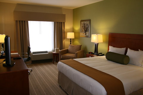 Holiday Inn Express & Suites WESTFIELD - King Room