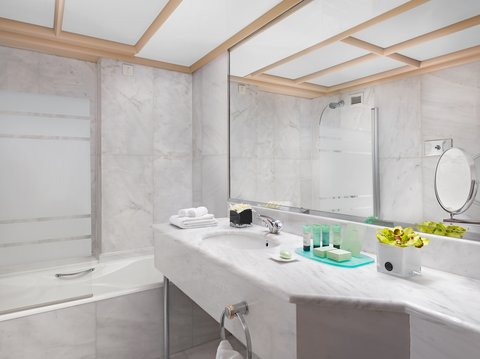NJV Athens Plaza (Preferred Hotels and Resorts) - Guest room Bathroom