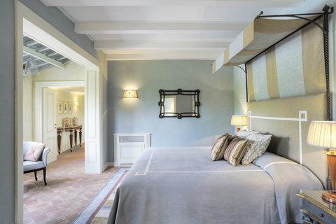 Villa La Massa - Parco Suite - Master Bedroom