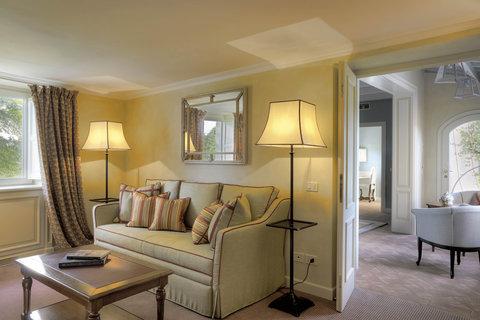 Villa La Massa - Parco Suite - Living Room