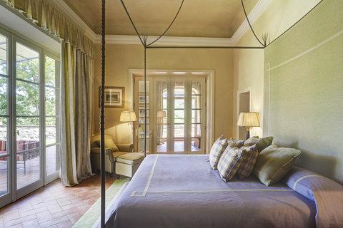 Villa La Massa - Presidential Suite - Master Bedroom