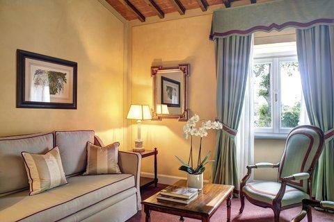 Villa La Massa - Suite - Living room