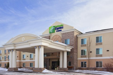 Holiday Inn Express Hotel & Suites Evanston - Hotel Exterior