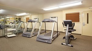 Fitness/ Exercise Room - Candlewood Suites Northwoods North Charleston