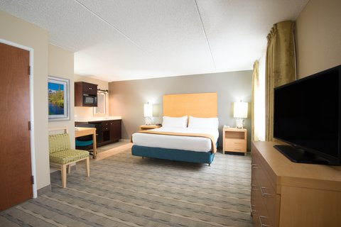 Holiday Inn Express Wheat Ridge-Denver West Hotel - Our Studio Suite is spacious and comfortable