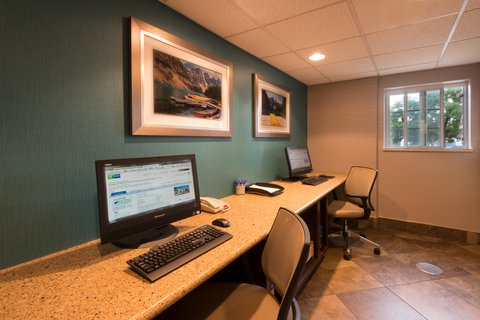 Holiday Inn Express Wheat Ridge-Denver West Hotel - Check email or print documents in our Business Center