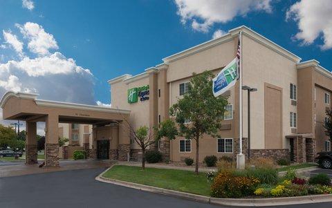 Holiday Inn Express Wheat Ridge-Denver West Hotel - Welcome to the Holiday Inn Express Wheat Ridge-Denver West