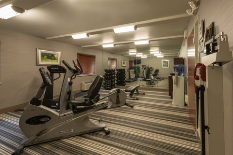 Holiday Inn Express Wheat Ridge-Denver West Hotel - Workout in our well-equipped Fitness Center