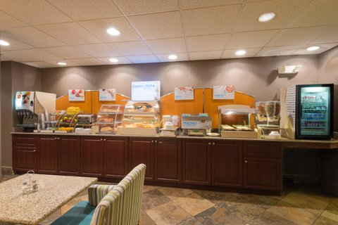 Holiday Inn Express Wheat Ridge-Denver West Hotel - Join us for breakfast at our Breakfast Bar