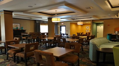 Holiday Inn Express & Suites MONTGOMERY - Restaurant