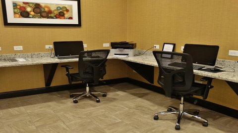 Holiday Inn Express & Suites MONTGOMERY - Business Center