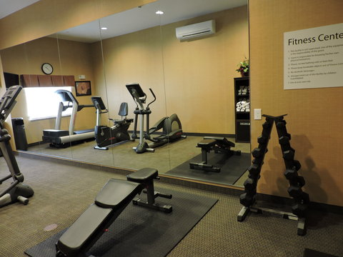 Holiday Inn Express & Suites MONTGOMERY - Fitness Center
