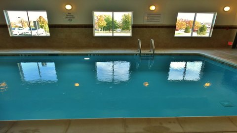 Holiday Inn Express & Suites MONTGOMERY - Swimming Pool