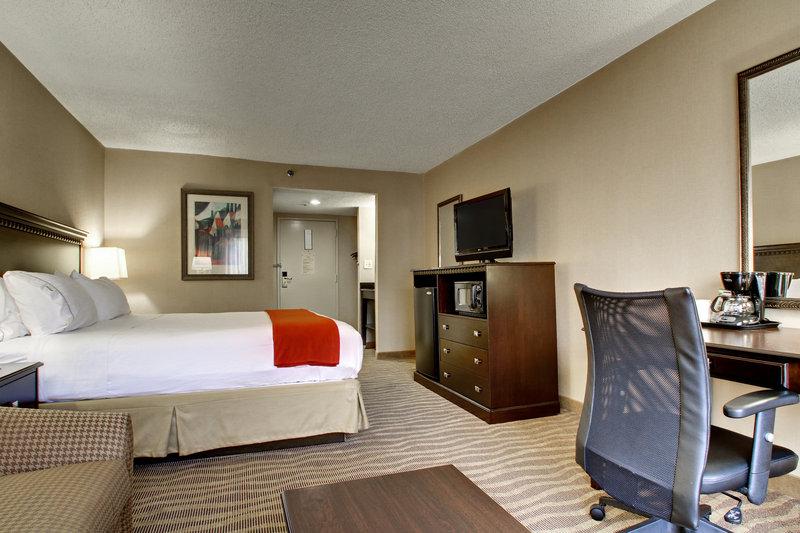 Holiday Inn Express ATLANTA-KENNESAW - Woodstock, GA