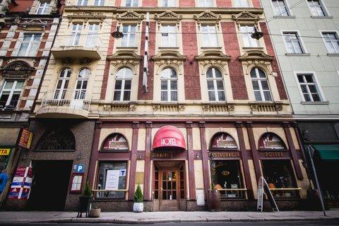Hotel Diament Plaza Gliwice - Hotel Diament Economy Gliwice