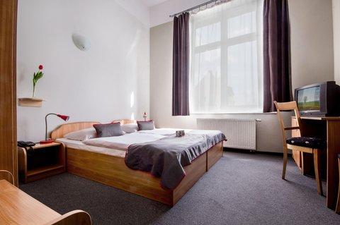 Hotel Diament Plaza Gliwice - Double Room