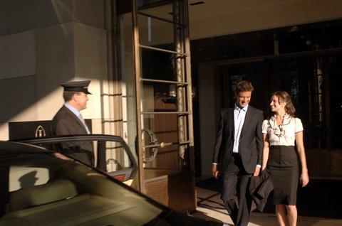 انتركوتيننتال جنيف - Order your private limousine for an exceptional stay in Geneva