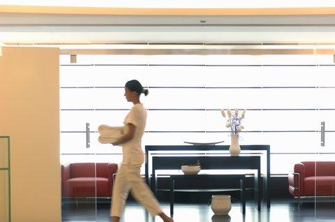 انتركوتيننتال جنيف - The Spa by Clarins   a luxurious stopover dedicated to well-being