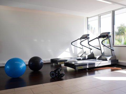 انتركوتيننتال جنيف - Tone up and re-energise in our re-modelled Fitness Centre