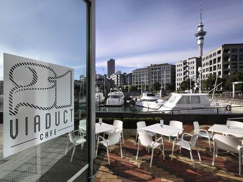 Sofitel Auckland Viaduct Harbour - Restaurant