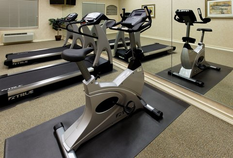 Holiday Inn Express Hotel & Suites Mansfield - Fitness Center