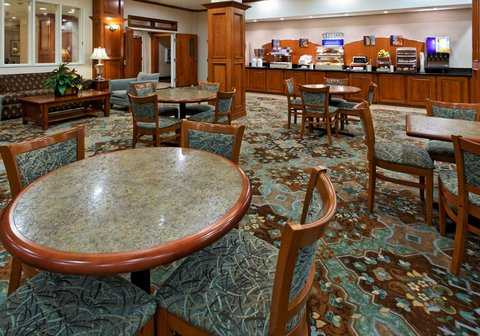 Holiday Inn Express Hotel & Suites Mansfield - Breakfast Area