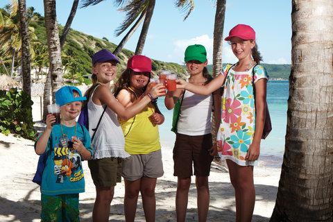 St. James Club All Inclusive Hotel - Kid s Club Explorers