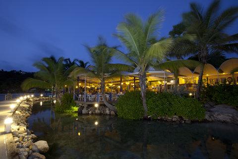 St. James Club All Inclusive Hotel - Dockside Restaurant